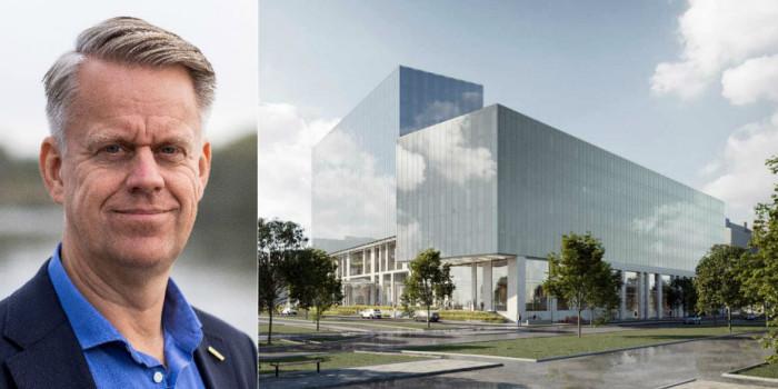 Magnus Koch,  Head Of Operations, Geely Innovation Centre.