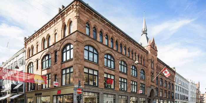 Patrizia AG has sold this asset in a prime location of Copenhagen.