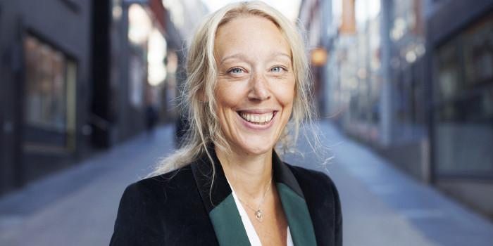 Therese Rattik, CEO of Areim.