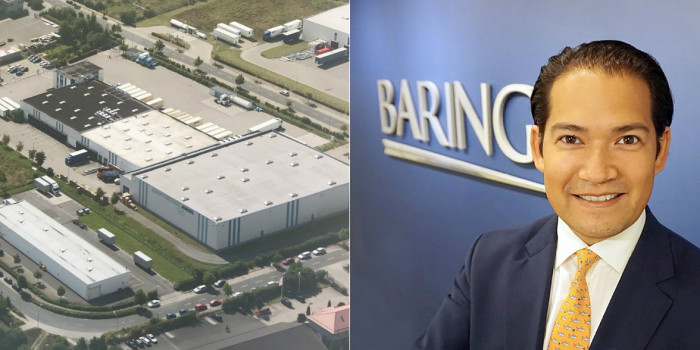 Thorsten Slytå is the new MD of Barings' real estate operations in Scandinavia.