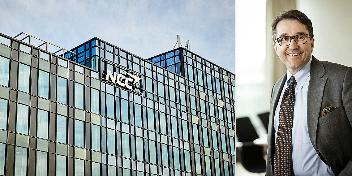 Tomas Carlsson, CEO of NCC.