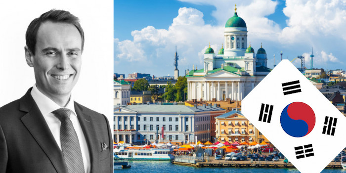 Jussi Thusberg, Partner at Avant Asset Management.