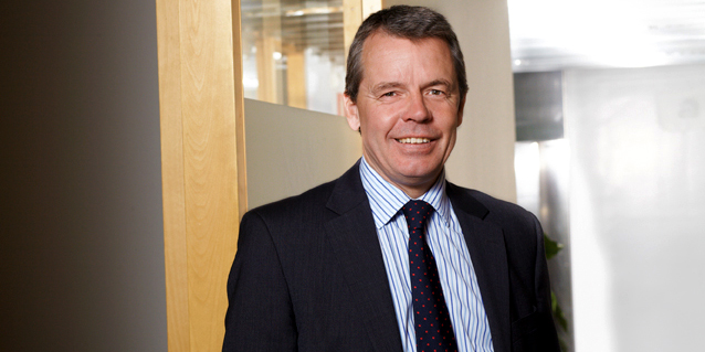 Mikael Granath, CEO of Willhem.