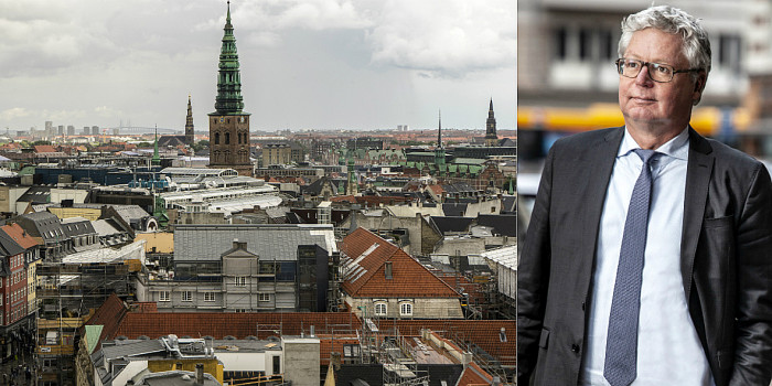 Peter Winther, CEO of Colliers International Denmark, on the Copenhagen market.