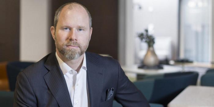 Erik Ranje is the new CEO of Stendörren.