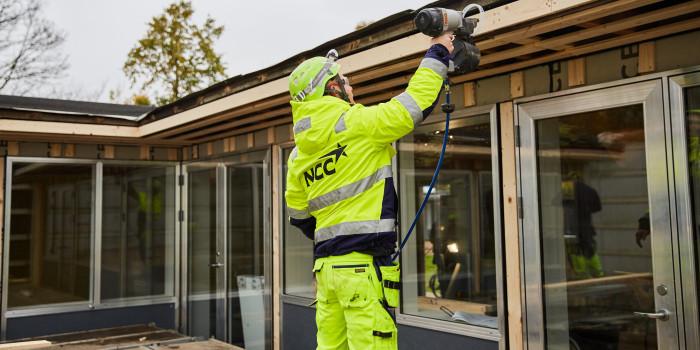 NCC secures a SEK 1 billion order in Denmark.