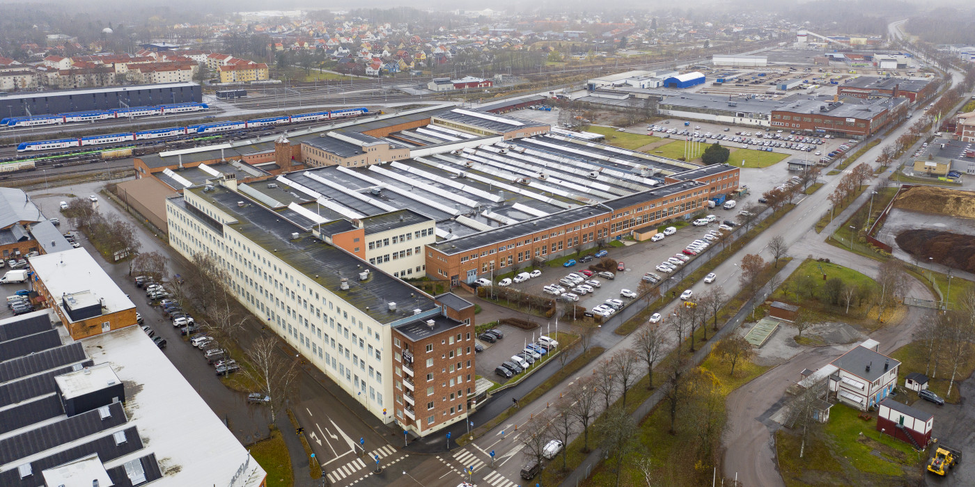 Capman Nordic Real Estate II signs agreement with the Swedish Police to lease in excess of 30,000 sqm of space in Eskilstuna.