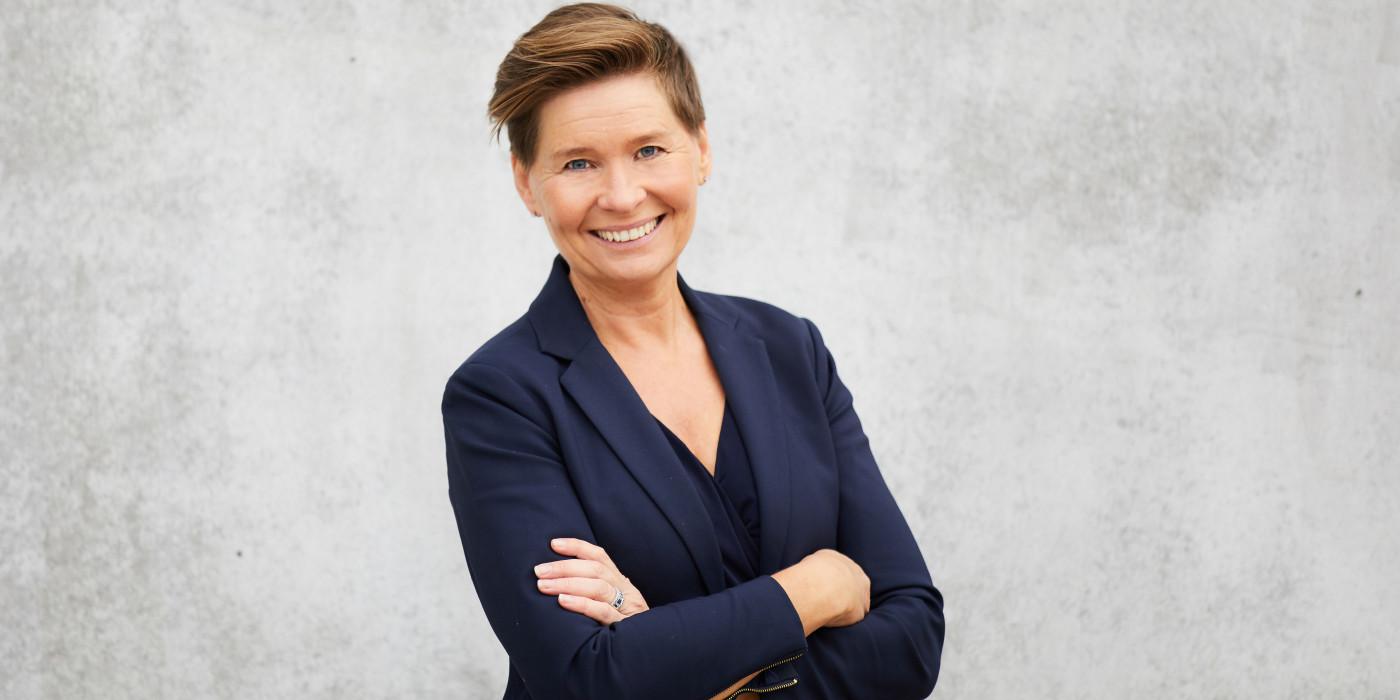 Ulrika Hallengren, CEO of Wihlborgs.