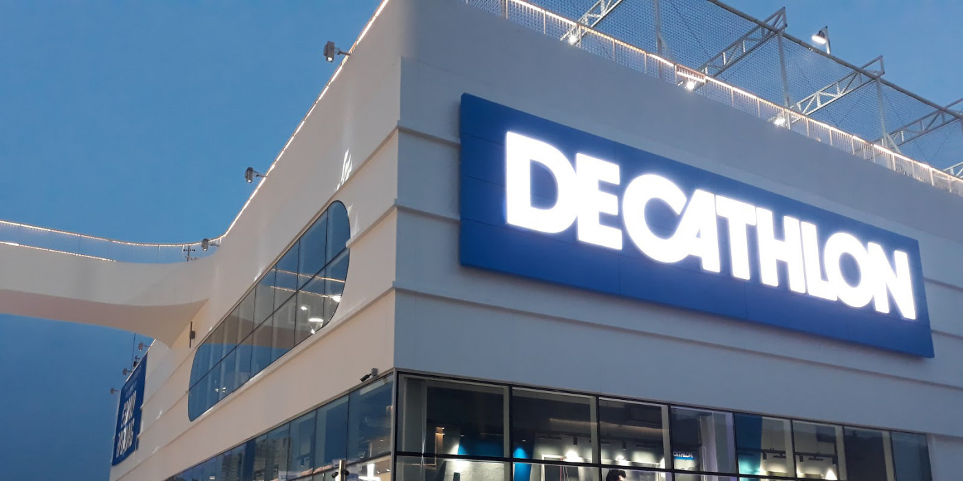 Decathlon opens flagship store in Westfield Mall of Scandinavia.
