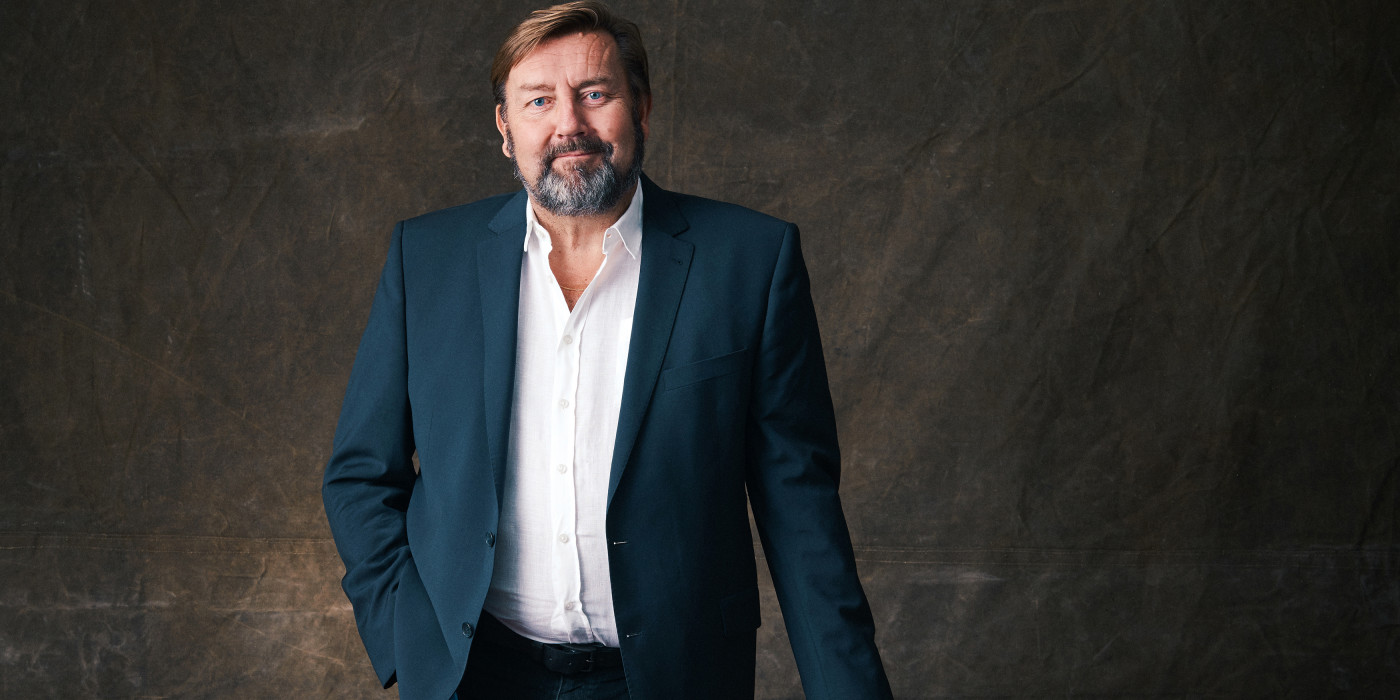 Jens Engwall, CEO of Nyfosa.