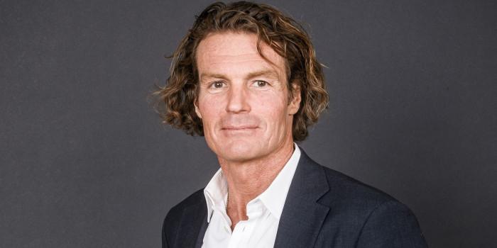 Rutger Arnhult, CEO of Klövern.