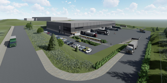 Logicenters develops property in Vestby.