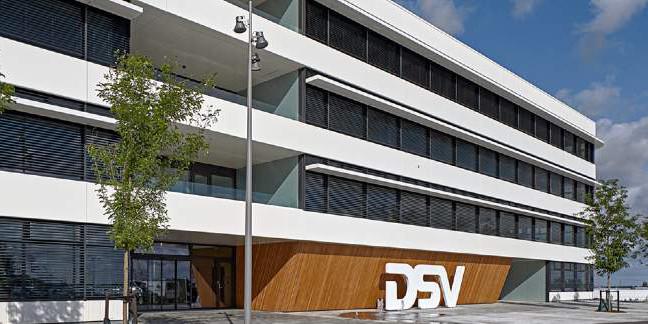 DSV HQ.