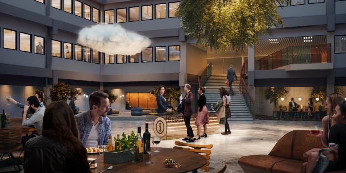 Kungsleden leases 2,900 sqm in Stockholm.