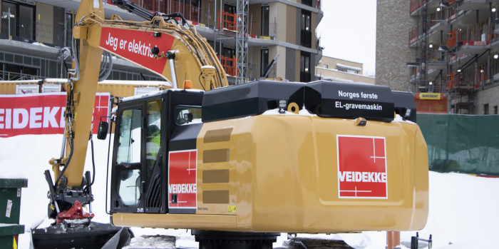 Veidekke to build 184 apartments at Vollebekk.