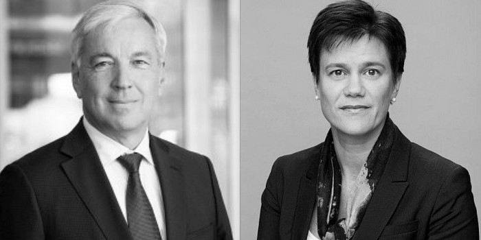 Olle Nordström is the Chairman of Besqab's board and has appointed Carola Lavén as new CEO.