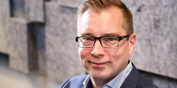 Tuomas Rantsi, CIO of Avara.