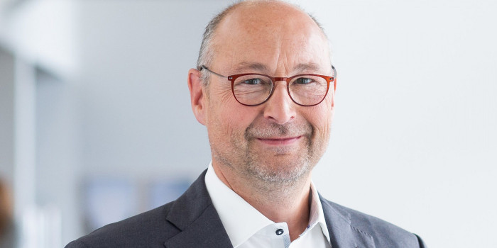 Rolf Buch, CEO of Vonovia.