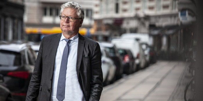Peter Winther, CEO of Colliers International Denmark.