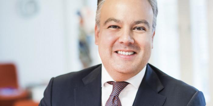 Nils Styf, CEO of Hemsö.