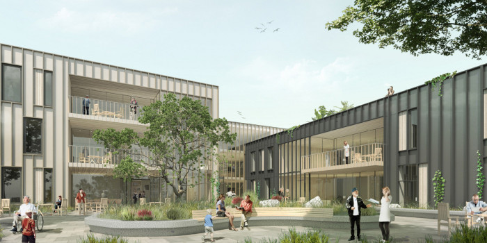 Skanska will develop a new care home in the city of Bergen, Norway.