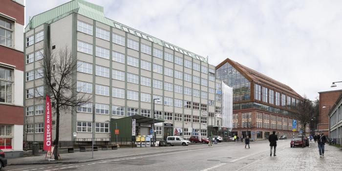 Påsen 1 in Hammarby Sjöstad, Stockholm