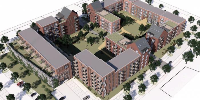 Tristan Fund secures Copenhagen residential development opportunity.