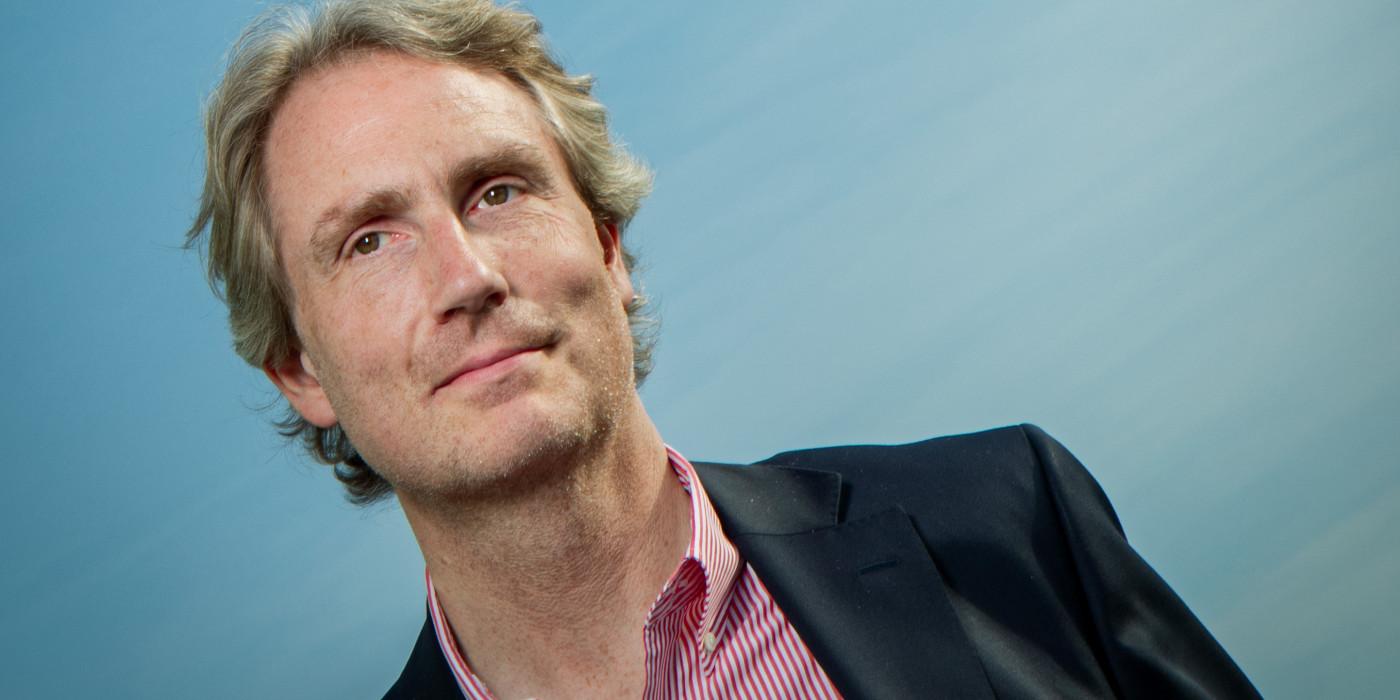 Erik Selin, CEO of Balder.