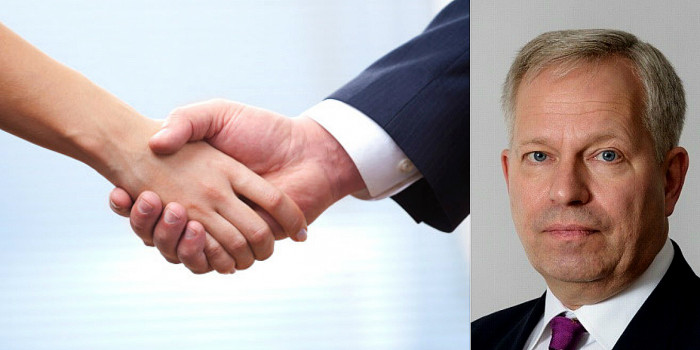 Akelius' Chairman of the Board, Anders Lindskog, says that a new CEO is soon to be announced.