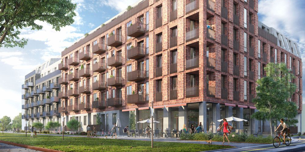 Gefion Group sells on Amager Strandvej in Copenhagen.