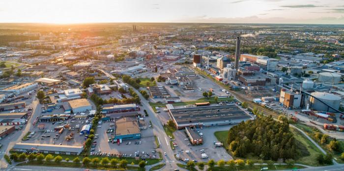 Areim acquires in Uppsala.