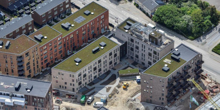 In the suburb area of Valby, West Copenhagen, another investment from an international actor has been made.