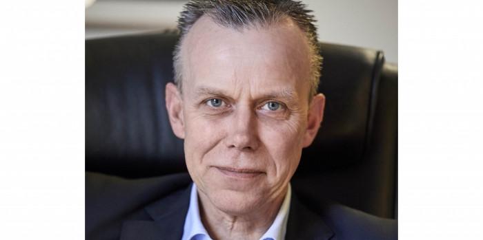 Olof Andersson, CEO of Trianon.