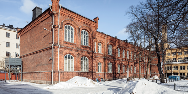 The property deal comprises a historic city block in Helsinki.