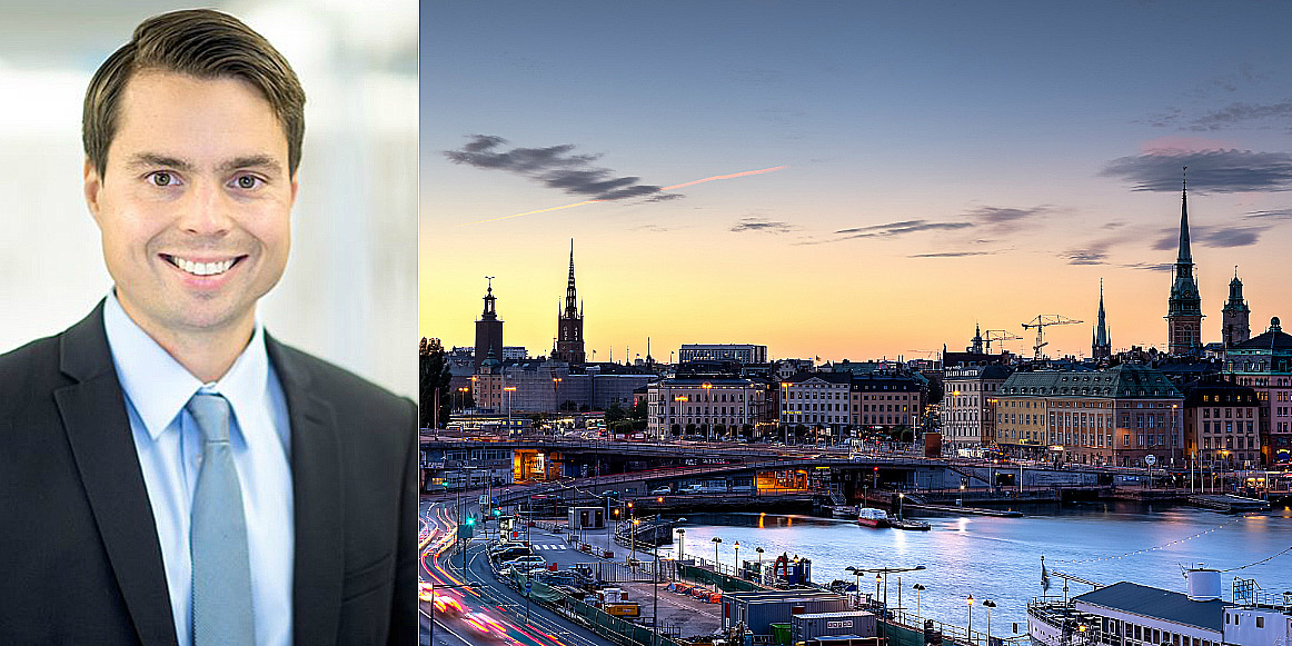 Arvid Lindqvist, Head of Research at Catella in Sweden.