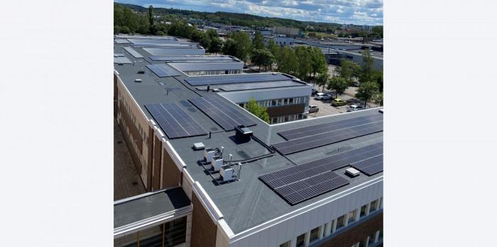 Kungsleden has leased 400 sq.m. in Oxel.