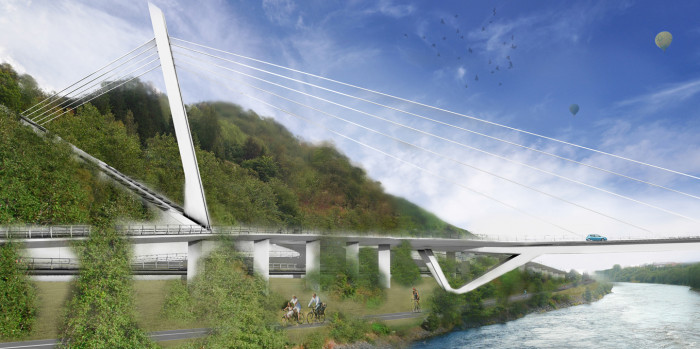 Skanska has signed a contract with the Norwegian Public Roads Administration on the construction of a new bridge in Trondheim.