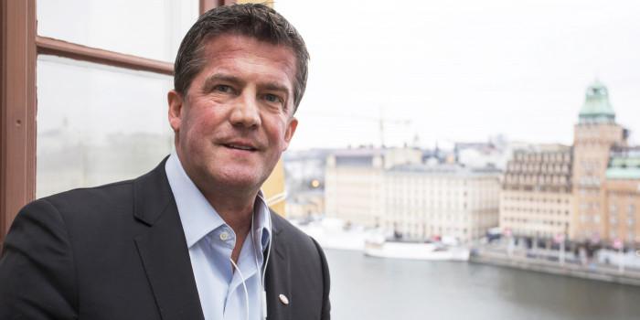 Ilija Batljan, CEO of SBB.