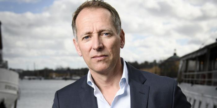 Fredrik Brodin, CEO of Offentliga Hus.