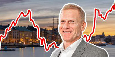 Fredrik Svensson is CEO of Arvid Svensson Invest.