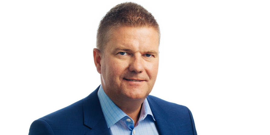 Anders Danielsson, CEO of Skanska.