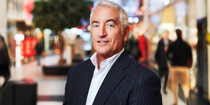 F. Scott Ball, CEO of Citycon.