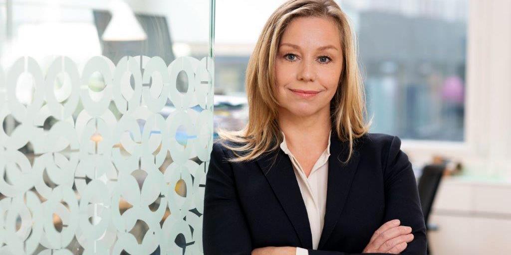 Eva Granlund, Head of Real Estate Investments Nordics at Schroder Real Estate.