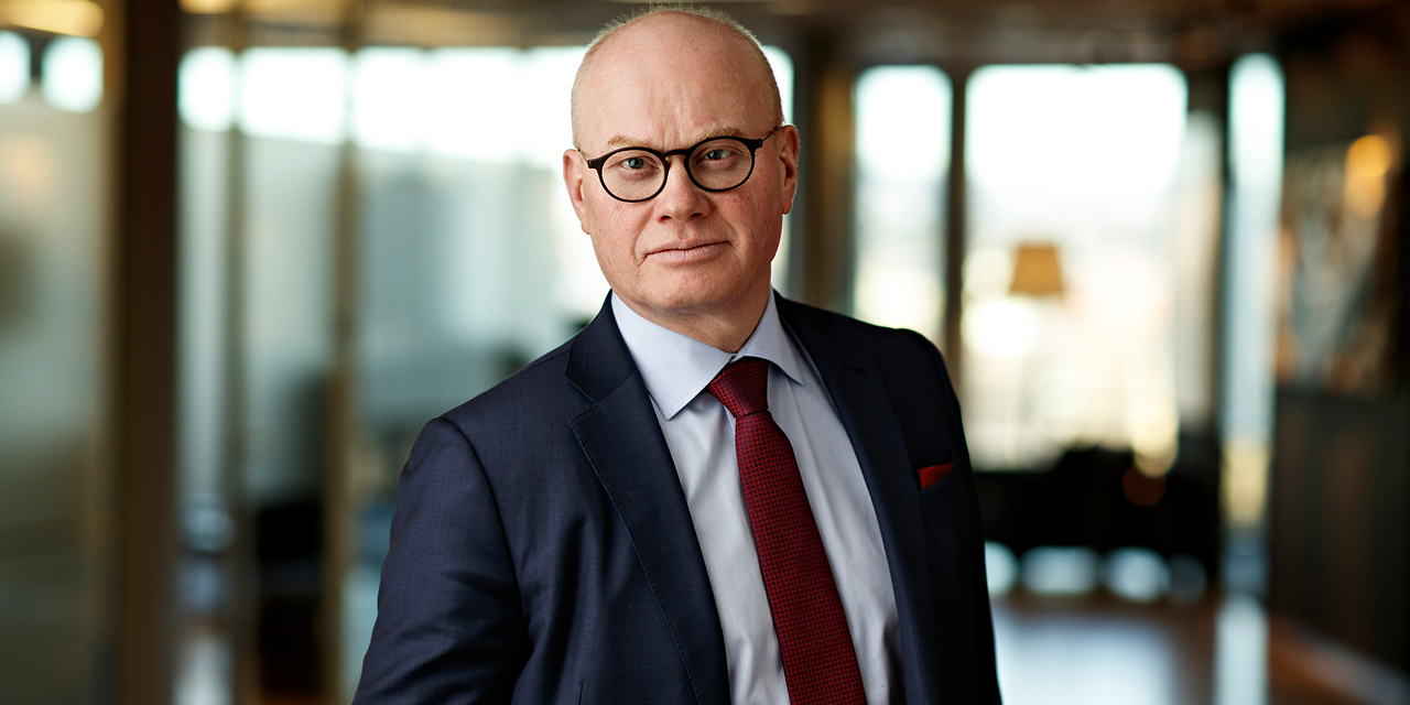 Bård Bjølgerud, CEO of Pangea Property Partners.
