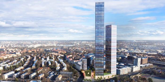 Vision of Tellus Towers.