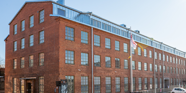 A historic office building has been sold.
