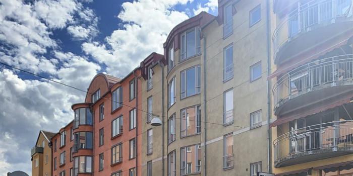 Heimstaden Bostad in Linköping investment.