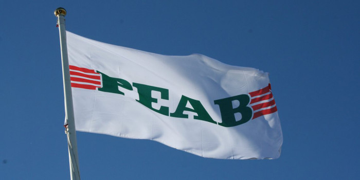 Peab makes changes in its management.