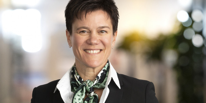 Carola Lavén, CEO of Besqab.
