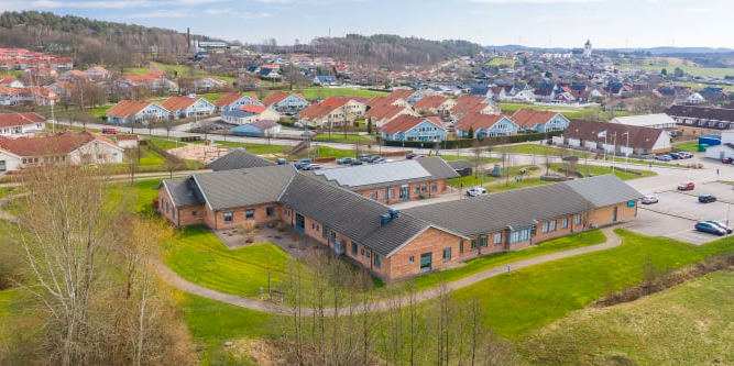 Skandia acquires in Kungsbacka.